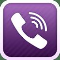 logo Viber : Free Calls & Messages