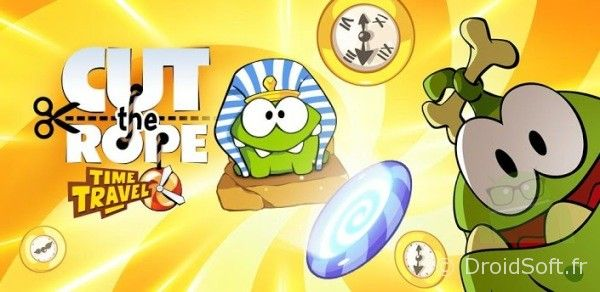cut the rope 3 time travel android