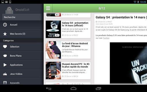 droidsoft app