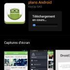 droidsoft sur amazon app shop