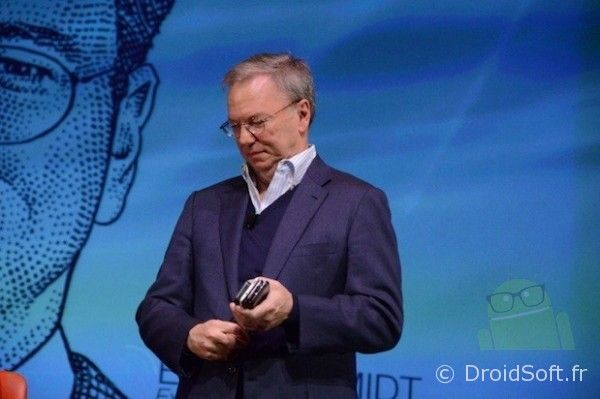 eric schmidt million users