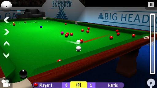 international snooker android bon plan