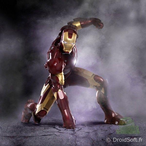 iron man 3 wallpaper android