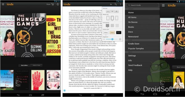 kindle 4 android