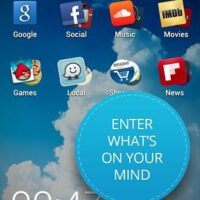 me everything launcher 1