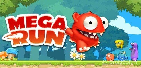 mega run android