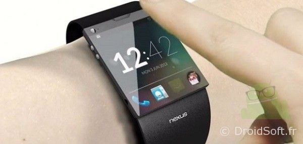 nexus watch android concetp