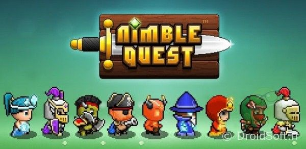 nimble quest android rpg