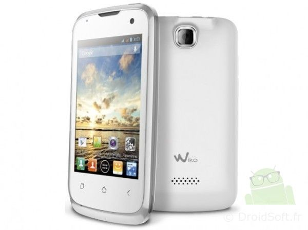 wiko cink plus android