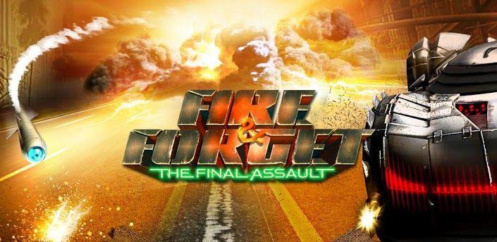 de sortir un nouveau jeu sur Android : Fire & Forget Final Assault
