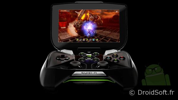 NVidia shield bientot en vente