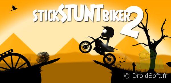 Stick Stunt Biker 2 android jeu gratis