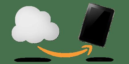 amazon device push