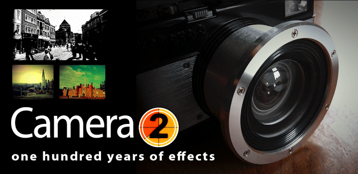 Приложение на андроид камера 2