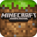 logo Minecraft - Pocket Edition