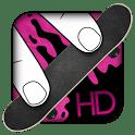 logo Fingerboard HD: Skateboarding