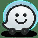 logo Waze, GPS & navigation sociale