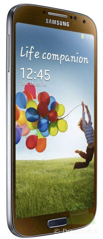 Galaxy S4 Active Orange