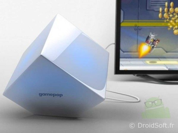 Gamepop console android