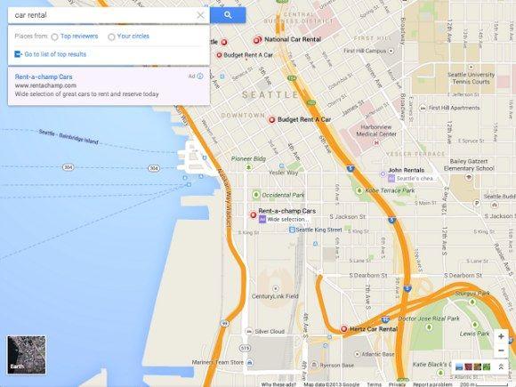 mapas de google 2013