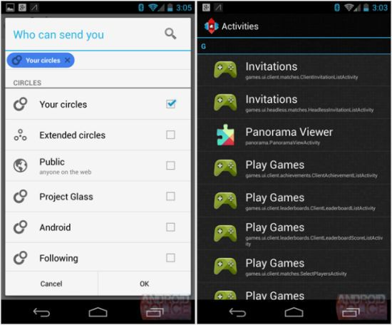 google play games officiel sutie