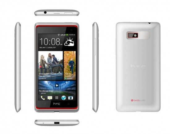 htc desire six cent blanc multiple