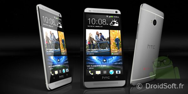 htc one noir face