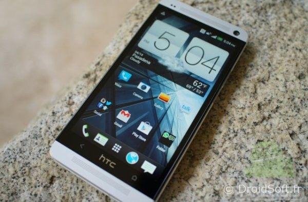 htc one stock edition