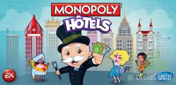 monopoly hotels android