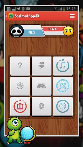 quizcross android