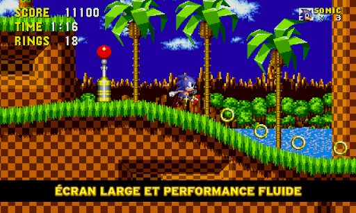 sonic classic android