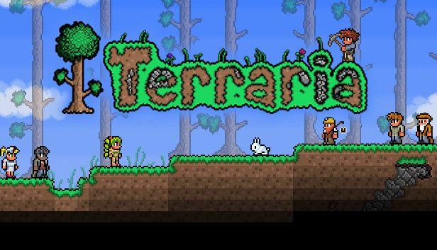 Terraria, Le jeu Terraria, ce «Minecraft en 2D», bientôt disponible sur Android