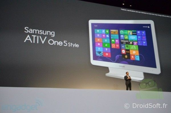 ATIV One 5 samsung 2013