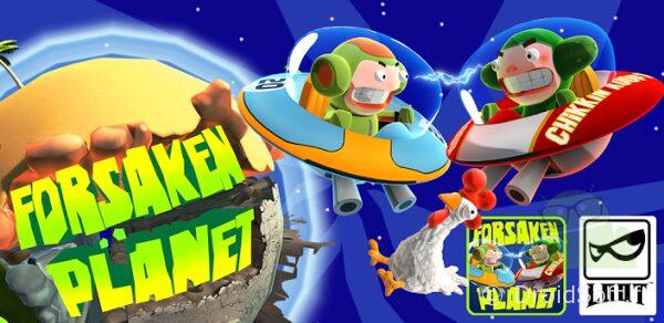 Forsaken Planet android jeu gratis
