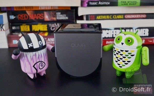 OUYA la console test android