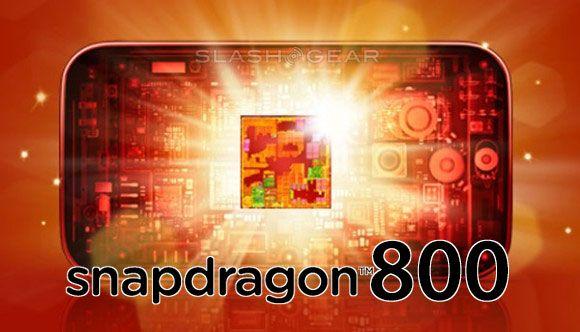 Snapdragon 800 galaxy S4