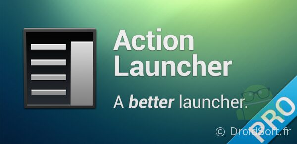 action launcher pro android