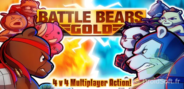 battle bears gold android
