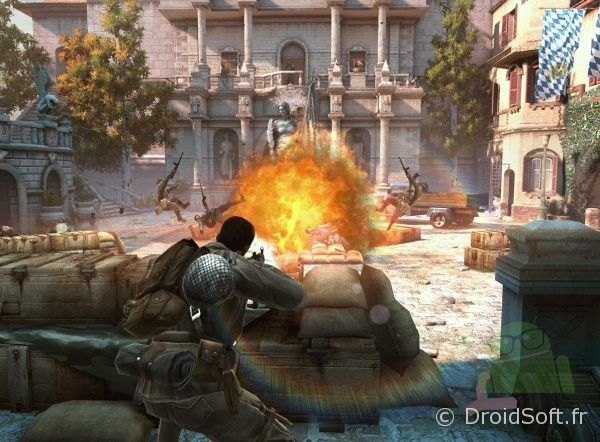 brothers in arms 3 gameloft