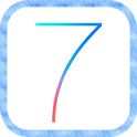 logo iOS 7 Launcher Theme