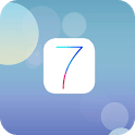 logo Next Launcher ios 7