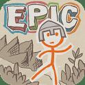 logo Draw a Stickman: EPIC