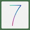 logo iOS 7 Theme for APEX-NOVA-ADW