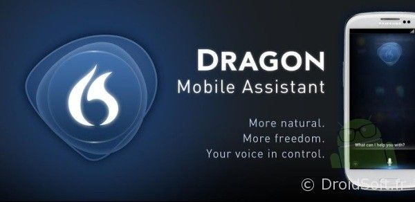 dragon mobile android app