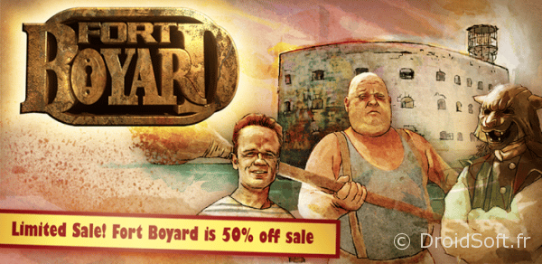 fort boyard android