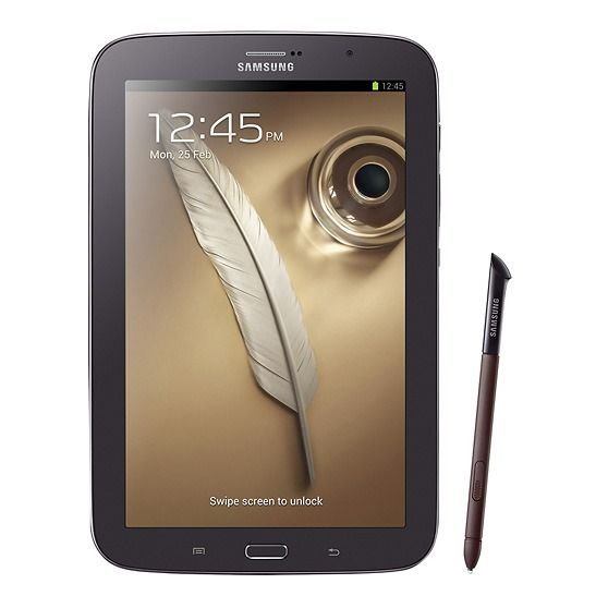 galaxy note 8 marron