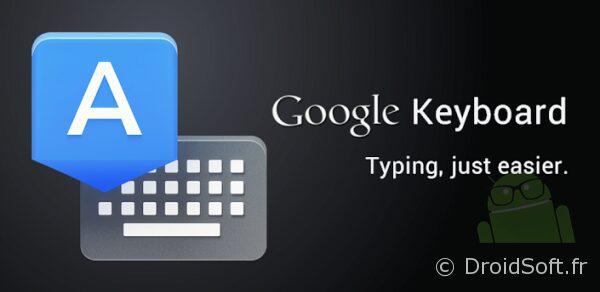 google clavier apk