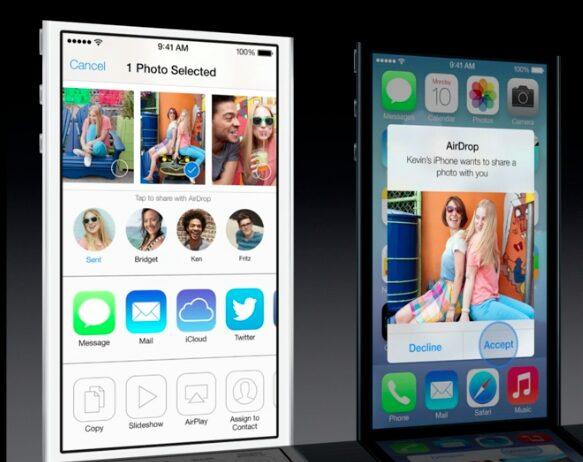 iOS 7 iPhone iPad iPod