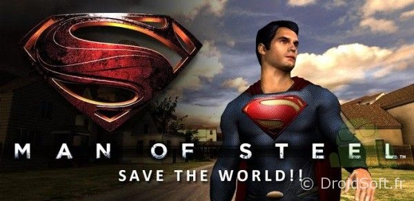 man of steel android