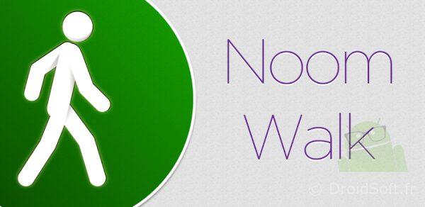 noom walk app gratuite android
